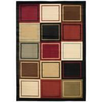 Safavieh Porcello Modern Colorblock Multicolored Rug - 8' x 11'2