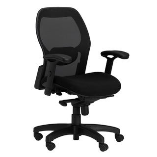 Mayline Mercado 3200 Mesh Back Task Chair with T-Pad Arms