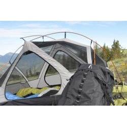 Backside T-2 White 2-person 3-season Camping Tent