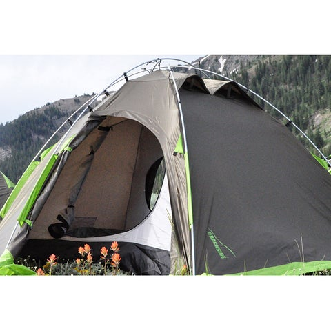 The Backside T-6 3-person Camping Tent