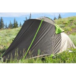 The Backside T-8 White 2-person Camping Tent - Thumbnail 1
