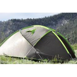 The Backside T-9 Grey 3-person Convertible Camping Tent - Thumbnail 1