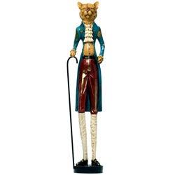 Red Vanilla Decorative 24.75-inch Leopard Figurine|https://ak1.ostkcdn.com/images/products/6523671/Red-Vanilla-Decorative-24.75-inch-Leopard-Figurine-P14109045.jpg?_ostk_perf_=percv&impolicy=medium