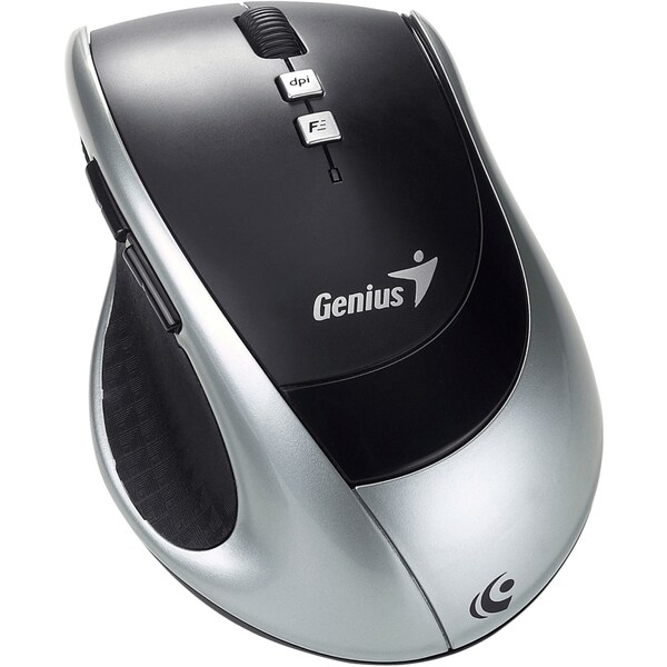 Genius ECO-Friendly Battery-Free BlueEye Mouse