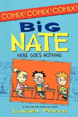Big Nate Here Goes Nothing (Paperback)
