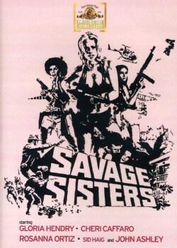 Savage Sisters (DVD)