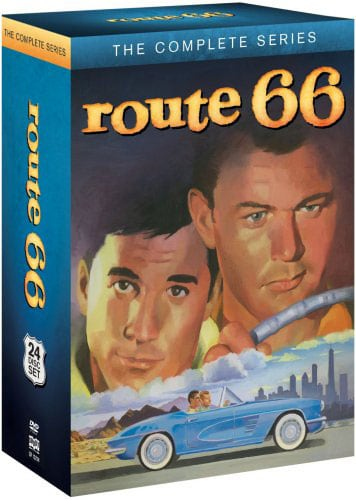 Route 66: The Complete Series (DVD)