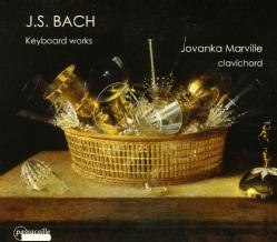 Jovankaclvd Marville - Bach: Keyboard Works