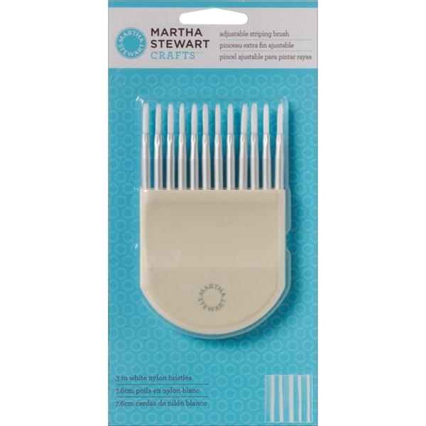 Martha Stewart Adjustable Striping Brush