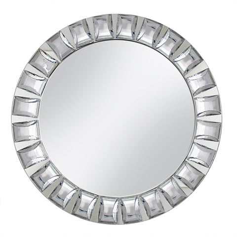 ChargeIt! by Jay 13-inch Mirror Charger Plate