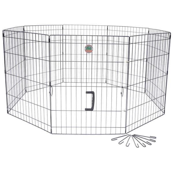 Go Pet Club 24-inch Pet Exercise Play Pen