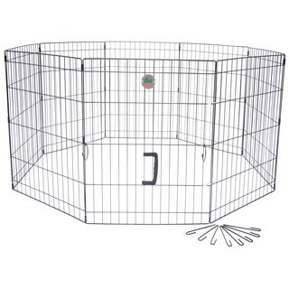 Go Pet Club 36-inch Pet Exercise Play Pen