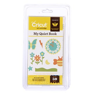 Cricut Projects My Quiet Book Cartridge