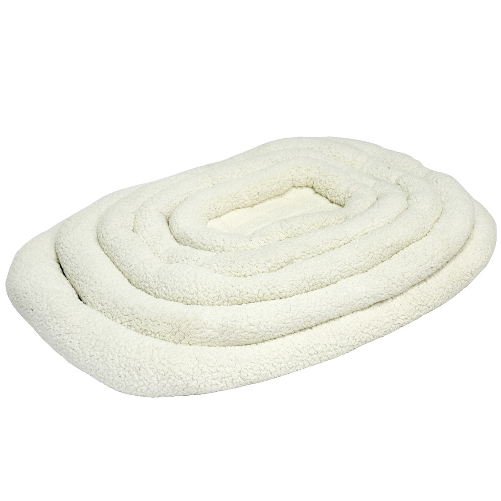 Cooper Dog Extra Large Off-White Crate Pad