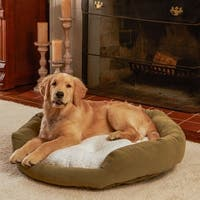 Happy Hounds Moxy Sage Donut Dog Bed