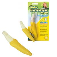 Baby Banana Brush Toddler Toothbrush