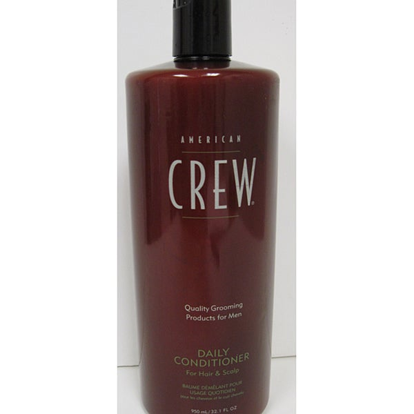 American Crew Men's 32.1-ounce Daily Conditioner