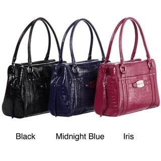 Nine West 'Littleton' Medium Satchel Bag