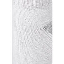 Hanes Women's White Reinforced Toe Cushion Ankle Socks (Pack of 6) - Thumbnail 2