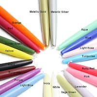 6-inch Taper Candles (Case of 144)