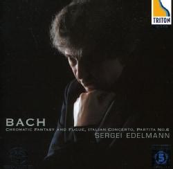 Sergei Edelmann - Bach: Chromatic Fantasy and Fugue