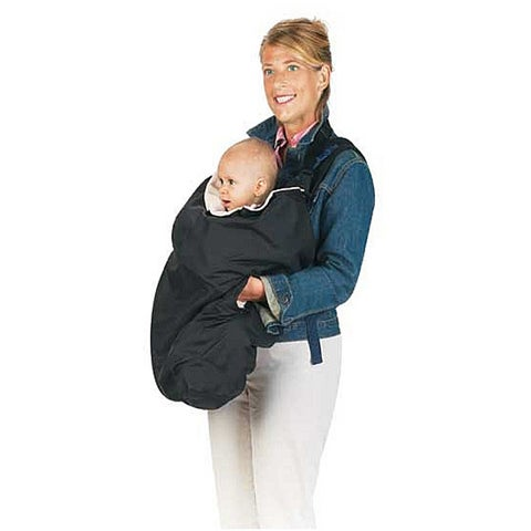 Jolly Jumper Snuggle Black Cover