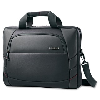 "Samsonite Xenon V2 Carrying Case (Briefcase) for 15.6"" Notebook - Bla"
