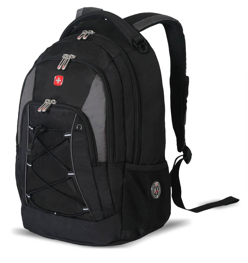 Wenger SwissGear SA1186 17-inch Bungee Backpack (Backpack...