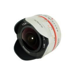 Rokinon FE75MFT-S 7.5mm F3.5 UMC Fisheye Lens for Micro Four Thirds - Thumbnail 1