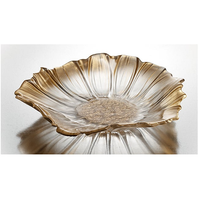Fifth Avenue Venezia Crystal Flower Tray