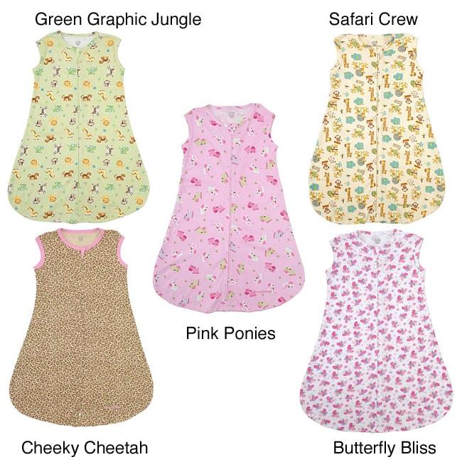Summer Infant Medium Cotton SwaddleMe Sack