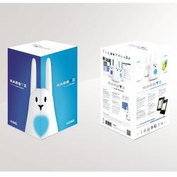 Mindscape Karotz White Interactive Smart Rabbit Internet-companion Toy