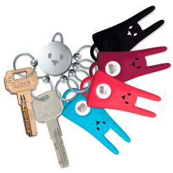 KAROTZ Key Ring and Four Flatnanoz - Thumbnail 1