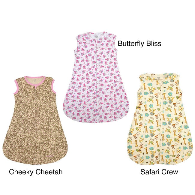 Summer Infant Small Cotton SwaddleMe Sack