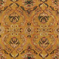 Hand-tufted Natural Napoleonic Wool Rug (2' x 3') - Thumbnail 1
