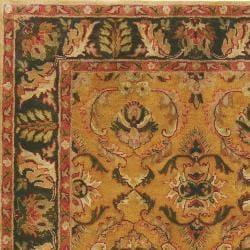 Hand-tufted Natural Napoleonic Wool Rug (2' x 3') - Thumbnail 2