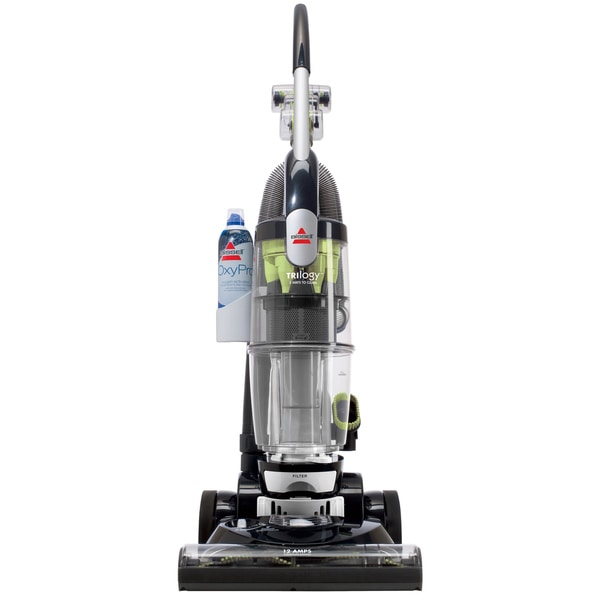 Bissell 81M91 Trilogy Upright Bagless Vacuum with OxyPro Pet Stain Remover