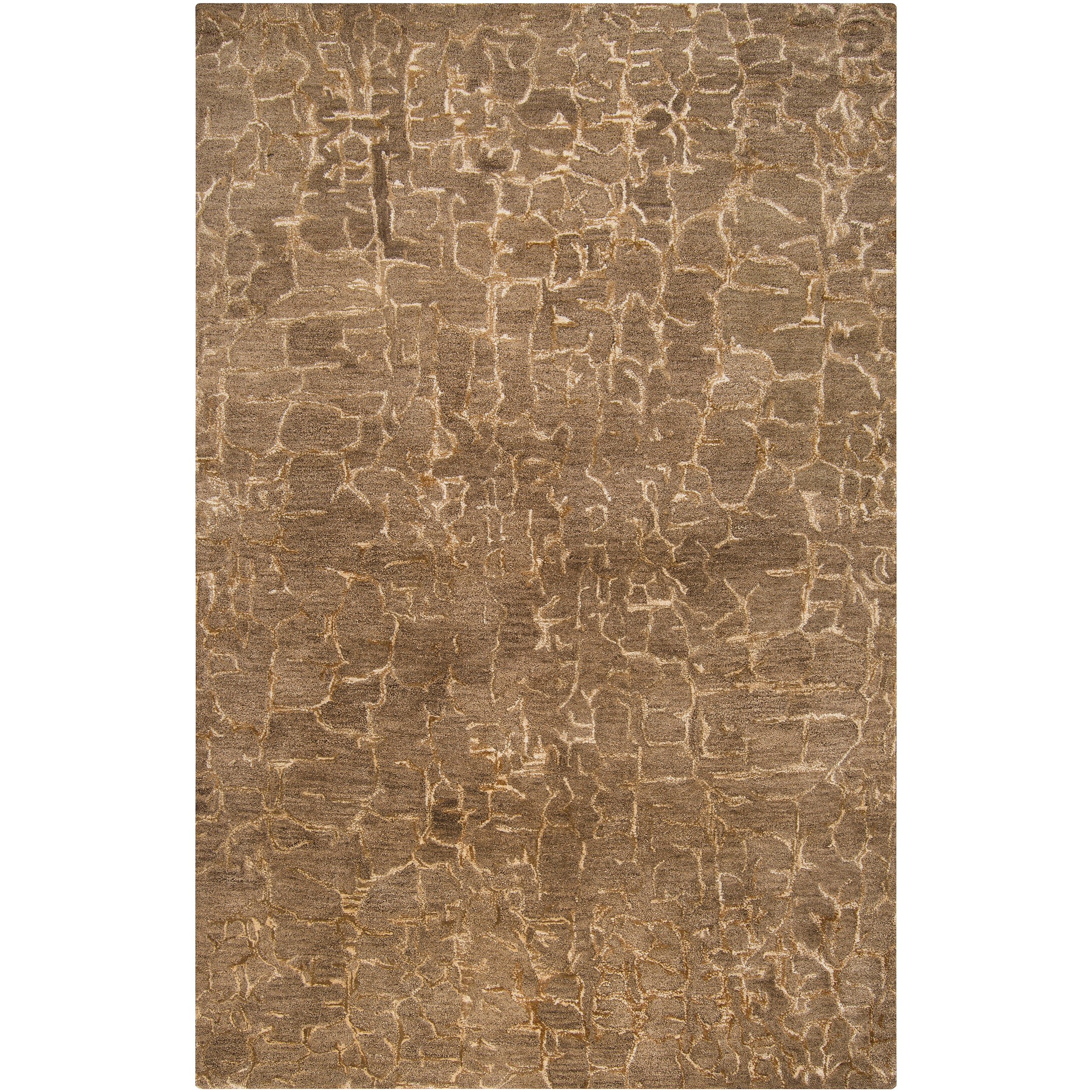 SURYA Hand-tufted Contemporary Beige Tolling New Zealand ...