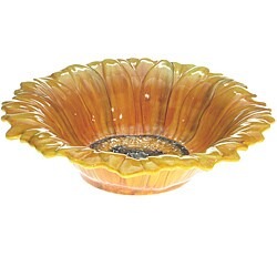 Certified International 'Tuscan Sunflower' 15.5-inch Serving Bowl