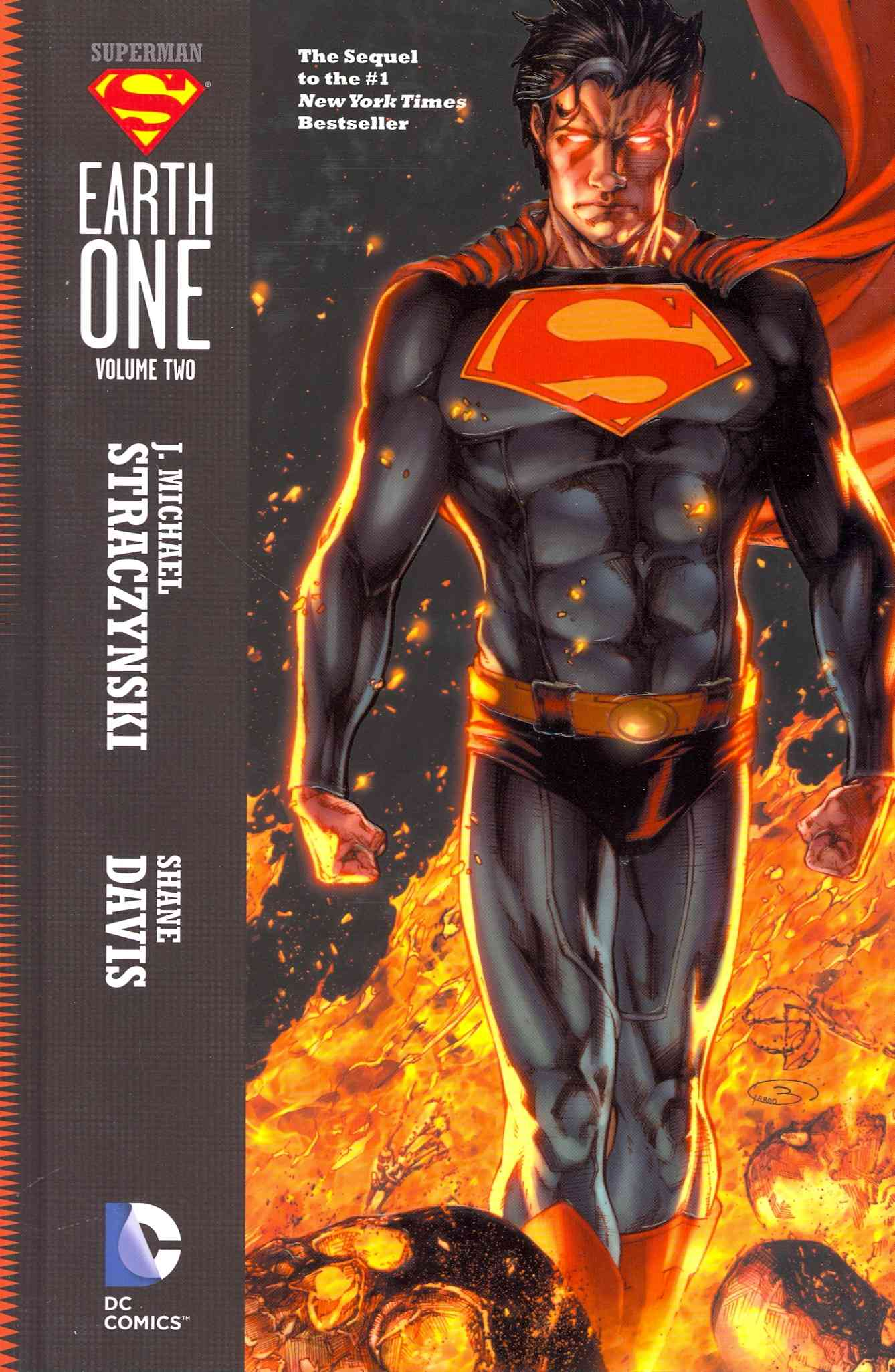 Superman Earth One 2 (Hardcover)