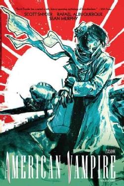 American Vampire 3 (Paperback)
