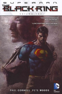 Superman 2: The Black Ring (Paperback)