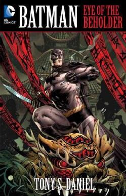 Batman: Eye of the Beholder (Paperback)