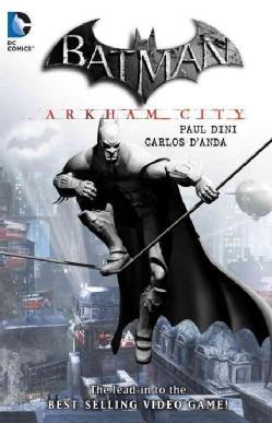 Batman: Arkham City (Paperback)