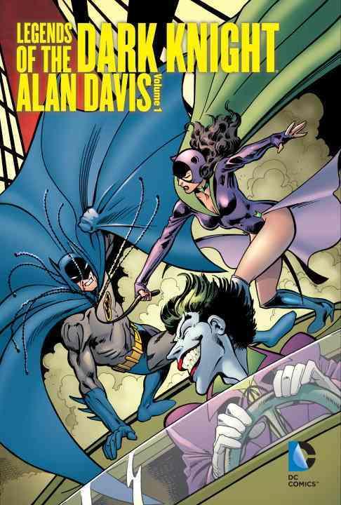 Legends of the Dark Knight: Alan Davis (Hardcover)