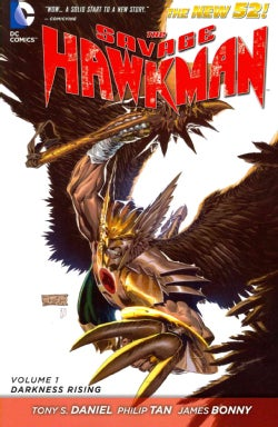 The Savage Hawkman 1: Darkness Rising (Paperback)