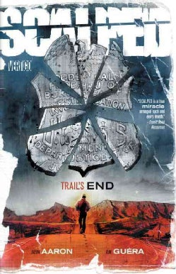 Scalped 10: Trail's End (Paperback)