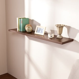 Harper Blvd Vermont 48-inch Espresso Floating Shelf