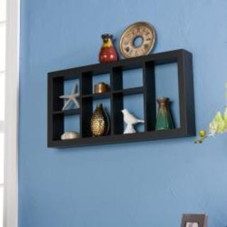Harper Blvd The Felson Black 24-inch Display Shelf