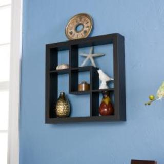 Harper Blvd Carrington Black Display Shelf